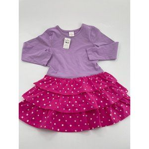 5 NWT Hanna Andersson Pink Dot Dress